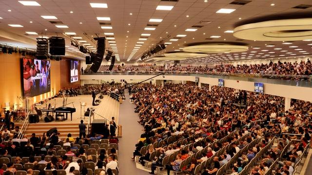 Evangelikaler Megatempel