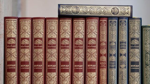 Der Koran - die heilige Schrift des Islams.