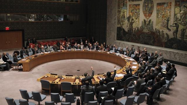 Bild des Sicherheitsrates