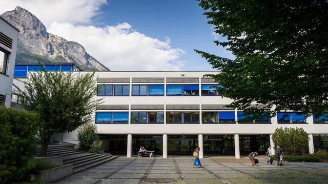 Kantonsschule Sargans