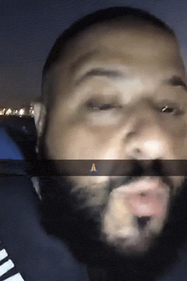 DJ Khaled gerät auf seinem Jet Ski in Seenot