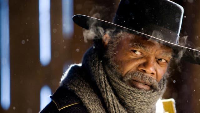 Samuel L. Jackson en il nov film da Quentin Tarantino «The Hateful Eight».