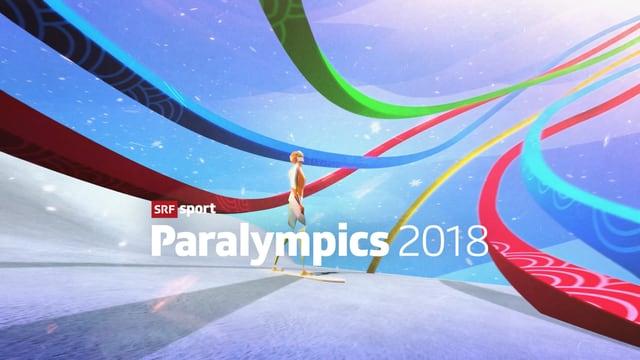 Die Paralympics gibt's live auf SRF zwei.