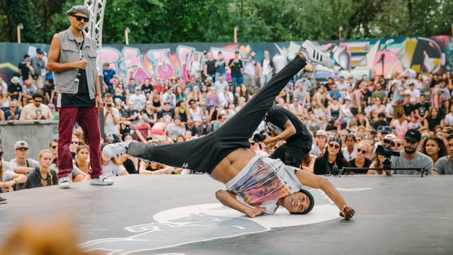 #Skills: Breakdance Pt. II.