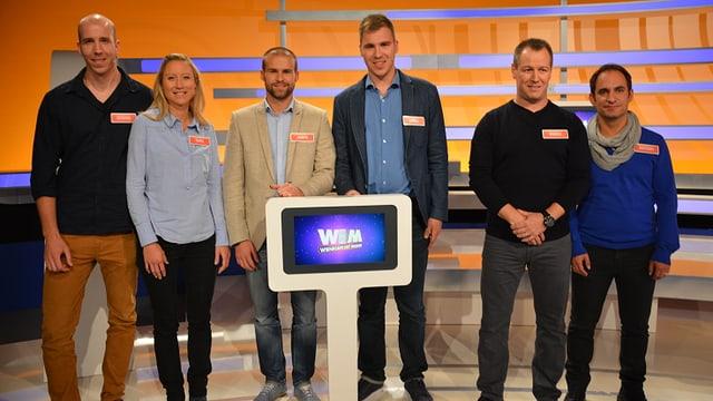 Video «Heliboarding, Party in Amsterdam und das Spielfeld» abspielen