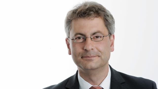 Pascal Hollenstein, Leiter Publizistik von CH Media