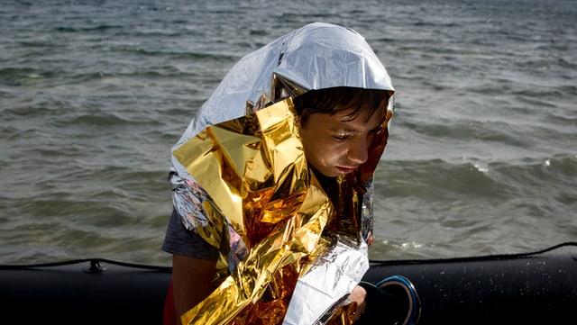 Las equipas da salvament han pudì salvar 135 persunas.
