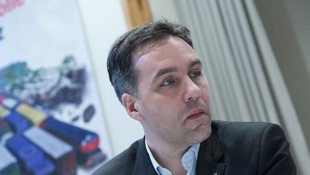 Thomas Vellacott, Chef von WWF Schweiz (Archivbild).