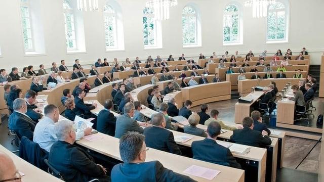 Parlamentssaal