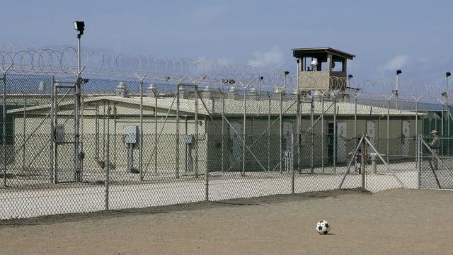 Praschun da Guantanamo sin la Cuba.