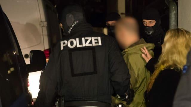 Reichsbürger Täter