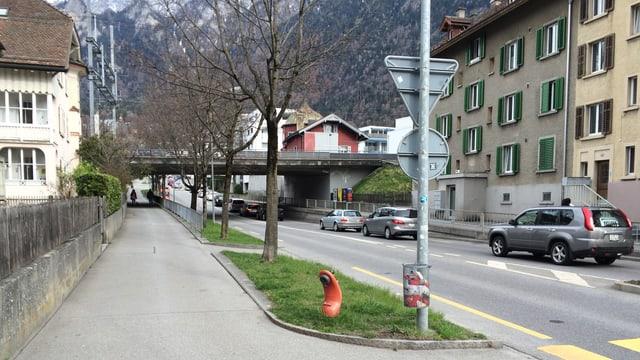 La Ringstrasse è medemamain bloccada