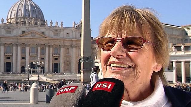 Agnes Würgler.