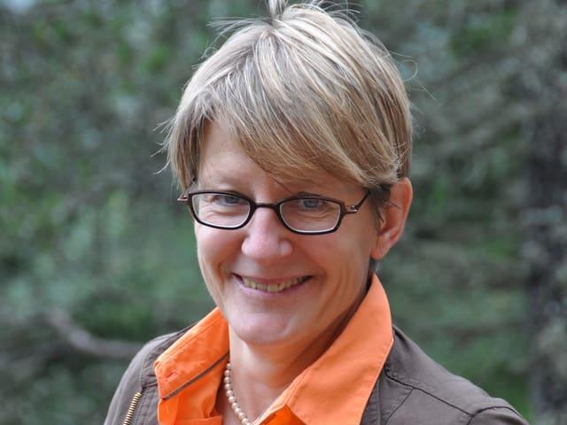 Britta Allgöwer, Präsidentin NGG
