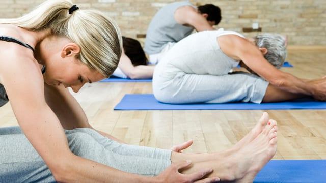 Nur 3 von 15 Yogamatten enthalten keine schädlichen Substanzen
