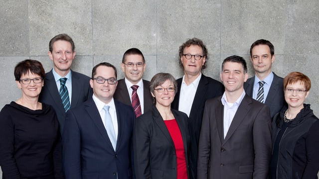 Stadtrat von Baden.