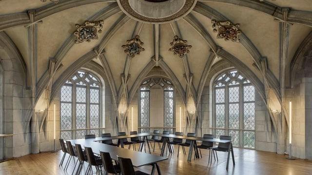 Gewölbesaal