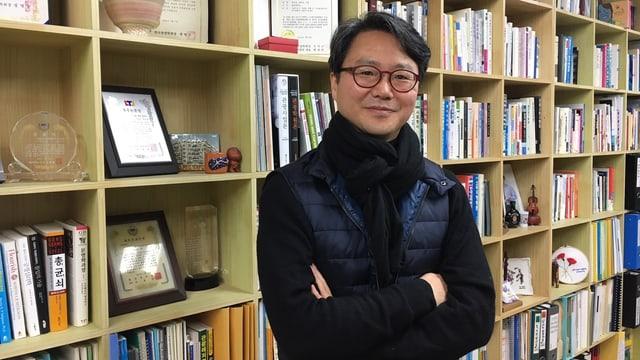 Tourismus-Experte Prof. Hoon Lee von der Hanyang Universität in Seoul.