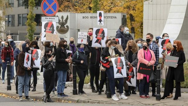 Frauenstreik.