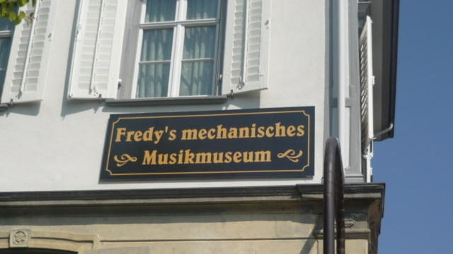 Mechanisches Museum in Lichtensteig