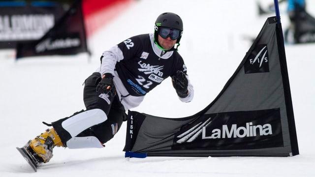 Philipp Schoch konnte im letzten halben Jahr durchtrainieren.