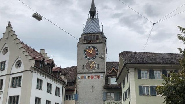 Zeitturm Zug