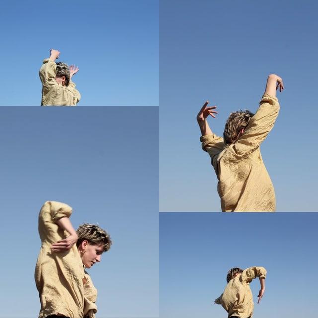 Per Dina Sennhauser è il saut ina «retschertga cun il corp»