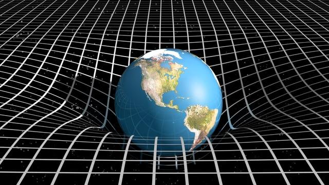 Video «Warum ist das Universum gekrümmt?» abspielen