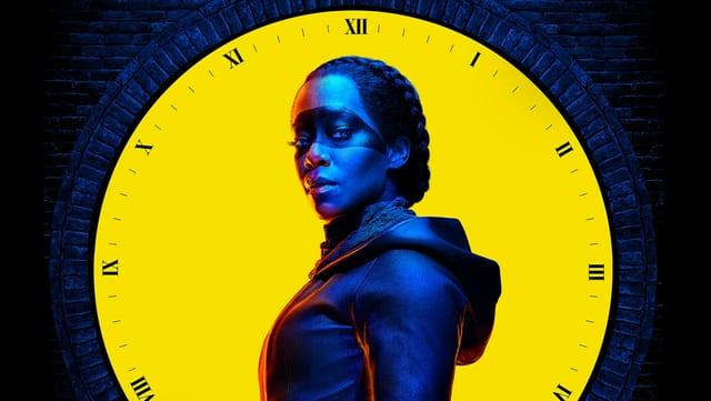 Regina King auf dem Poster von «Watchmen» .