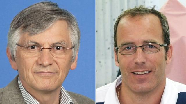 Die beiden Experten des «Puls»-Chats vom 19. August