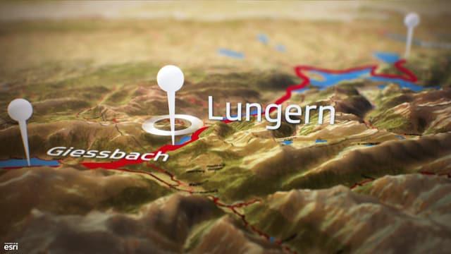Video «Live aus Lungern, Der Kletterboom» abspielen