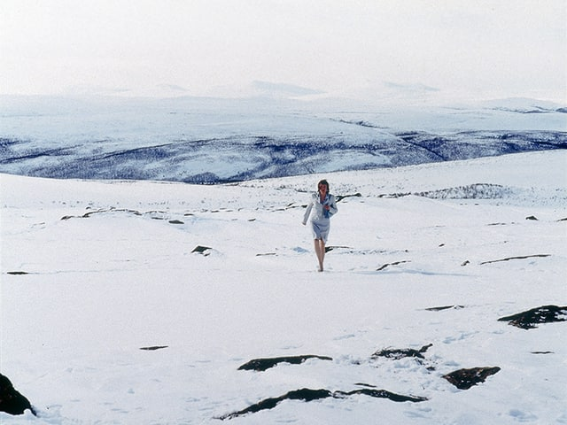Ein Bild der Serie «Modern Normads» von Marja Helander.