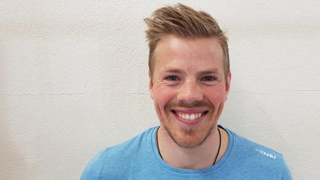 Philip Furrer, il nov trenader da sprint dals passlungists svizzers.