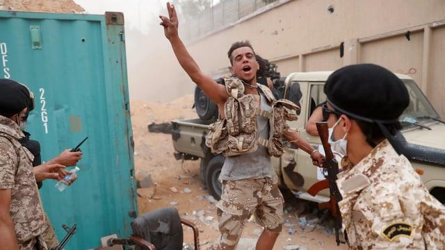 Chaos ohne Ende in Libyen
