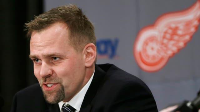 Tomas Holmström zieht nach 15 NHL-Saisons einen Schlussstrich unter seine Karriere.