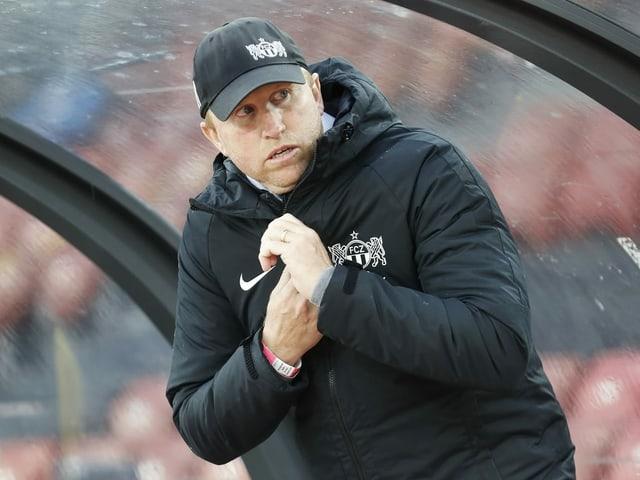 FCZ-Trainer Ludovic Magnin.
