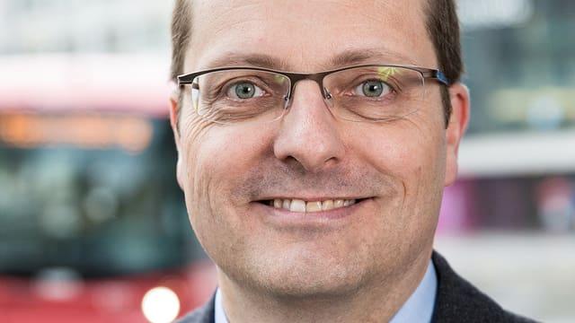 Portrait des Grünen Stadtratskandidaten Jürg Altwegg