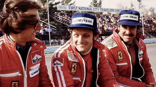 Video «Clay Regazzoni - Leben am Limit» abspielen