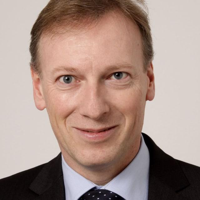 Jürg Nyfeler, Geschäftsführer Spitalverbund Ausserrhoden