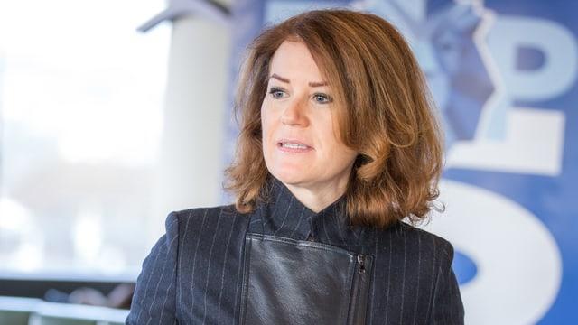 Portrait von Susanne Brunner