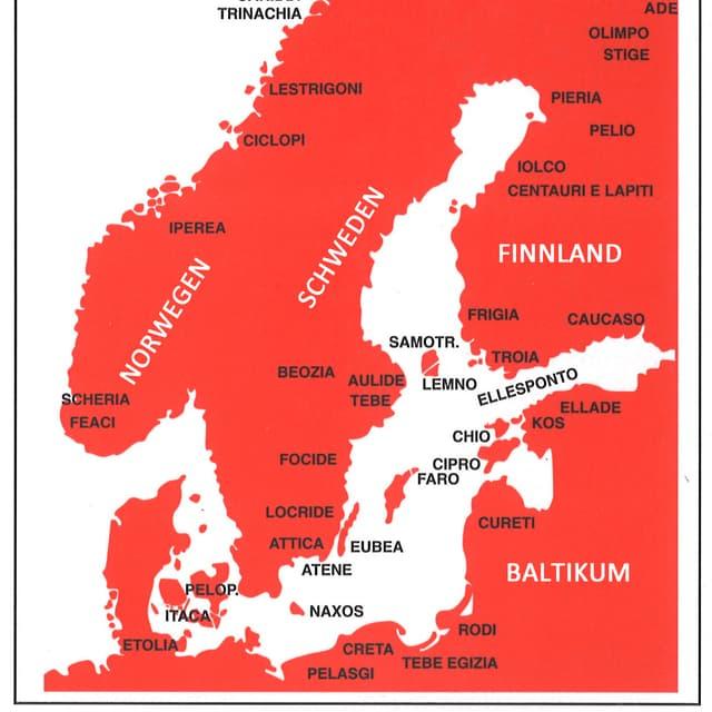 Die skandinavische Odyssee