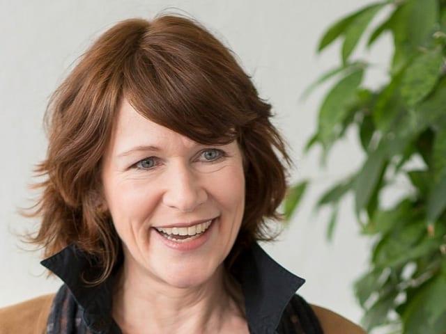 Barbara Gysi, Leiterin Radio und Audio in der Abteilung Kultur von SRF