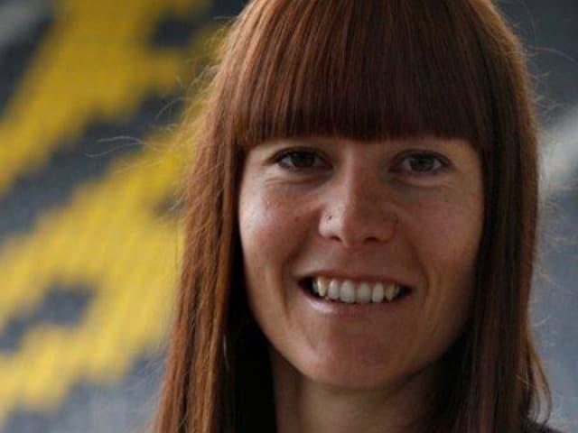 Alexandra Herren: Sieben Jahre lang YB-Fanarbeiterin.