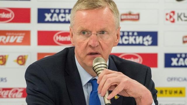 Kari Jalonen ist neuer SCB-Coach.