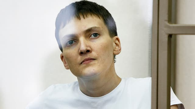 Nadeschda Sawtschenko.
