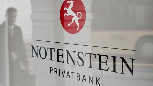 Logo banca Notenstein