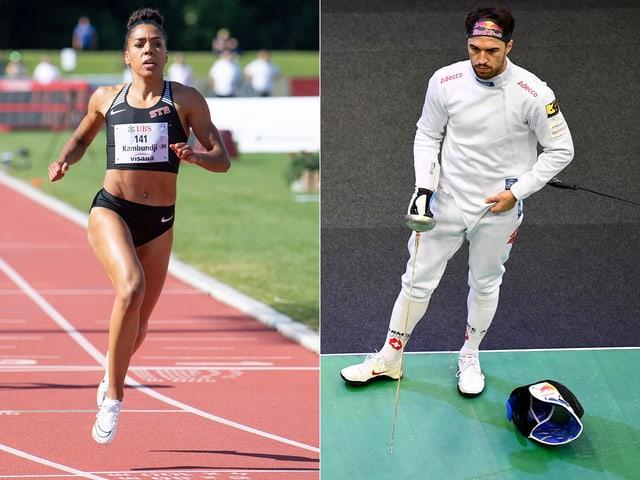 Schweizer Sportler