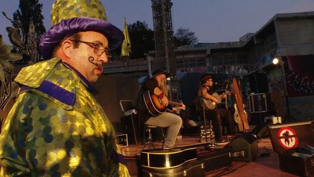Video «Stiftung Denk an mich: Das Säbelibum-Festival» abspielen
