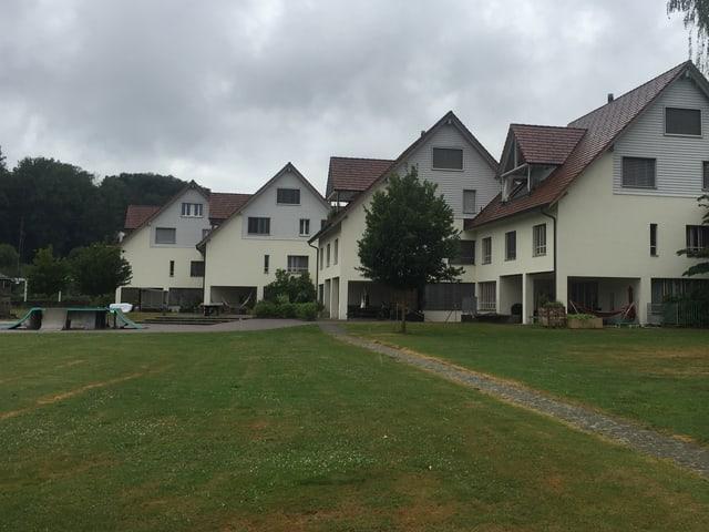 Wohngebäude Kinderheim St. Benedikt