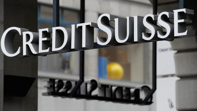 Signet der Credit Suisse
